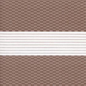 зебра ТЕТРИС 2746 темно-бежевый, 280 см
