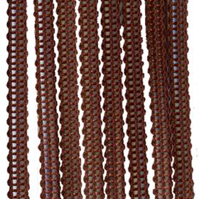 БРИЗ т. коричневый, 89мм 2880