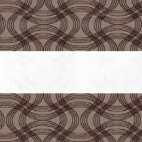 зебра ФЛЕКС 2870 коричневый, 270 см