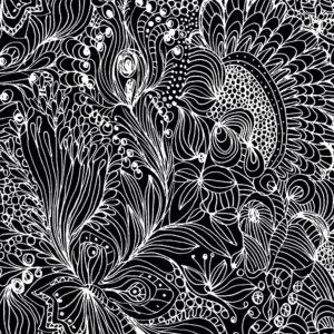 АВЕНСИС 1908 черный, 240 см