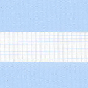 зебра СТАНДАРТ 5102 св. голубой, 280 см