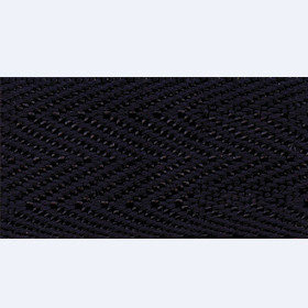 Лесенка декоративная для 55мм, полосы, черная