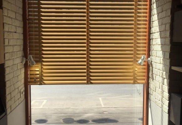 горизонтальные жалюзи алюминиевые 50мм